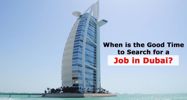 Ways To Get Job In Dubai