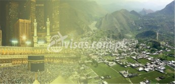 Umrah Packages from Abbottabad